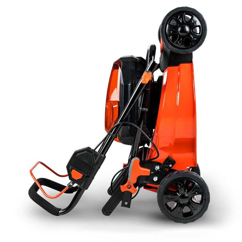 DR PRO‑16 CE73016XEN0 Pulse 62V Battery Powered Electric Lawn Mower New