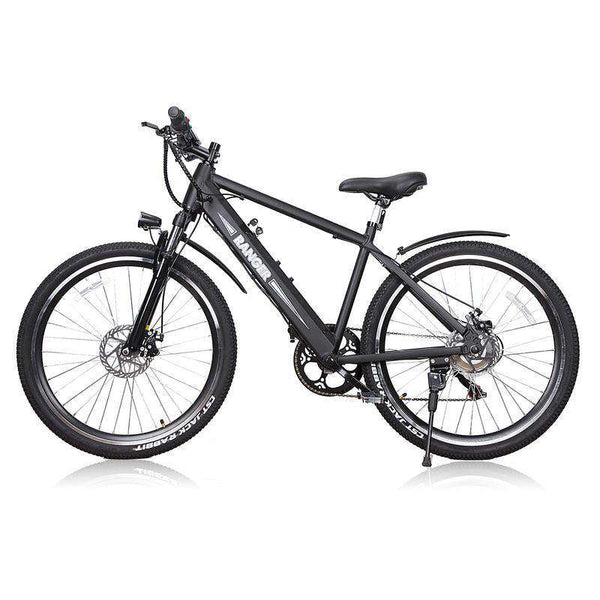 NAKTO 26 inch 300W Ranger Electric Bicycle 6 Speed E-Bike 36V Lithium Battery New