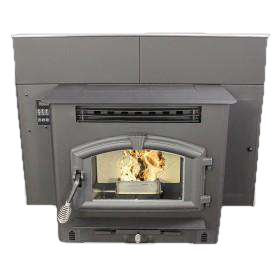 US Stove 6041i Multi-Fuel Stove 2,000 sq. ft. Pellet Stove 60 lb. With Blower New