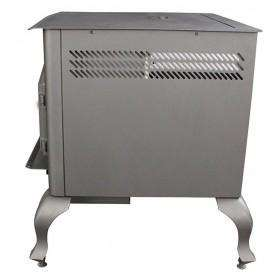 US Stove 6041HF Multi-Fuel Stove 2,000 sq. ft. Pellet Stove 60 lb. With Blower New