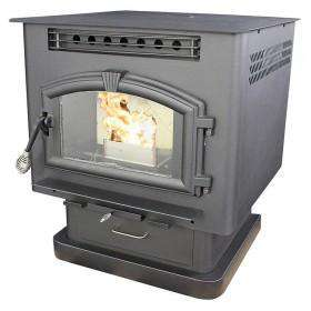 US Stove 6041 EPA Certified 2,000 sq. ft. Pellet Stove New