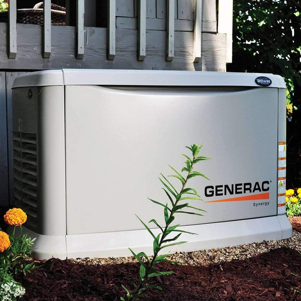 Generac/Honeywell 7058/6441 11kW Guardian Standby Generator w/Smart Transfer Switch Manufacturer RFB