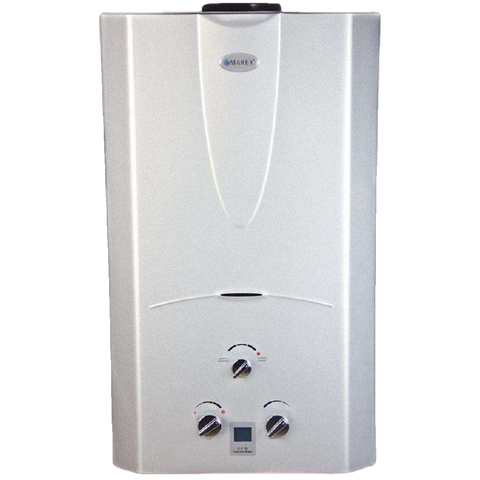 Marey GA10LPDP 3.1 GPM Propane Tankless Water Heater Open Box