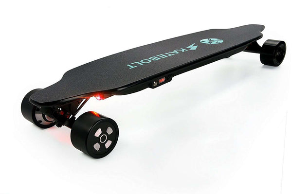 Skatebolt II Tornado 25 MPH Electric Longboard Skateboard New