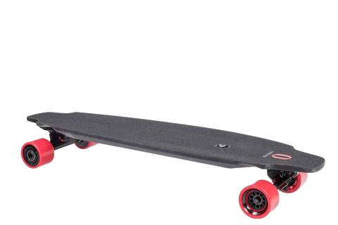 Inboard M1 37 Inch x 10.2 Inch Electric Skateboard Black New