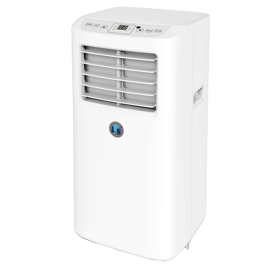 JHS A019-8KR/A 8,000 BTU Portable Air Conditioner with Dehumidifier and Remote New