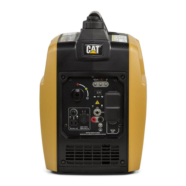 CAT INV2000-CARB 522-2700 1800W/2250W Portable Gas Inverter Generator New