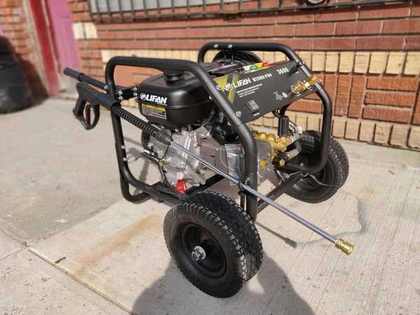 Lifan LFQ3690-CA-Elite Elite Series 3600 PSI Electric Start Pressure Washer  New