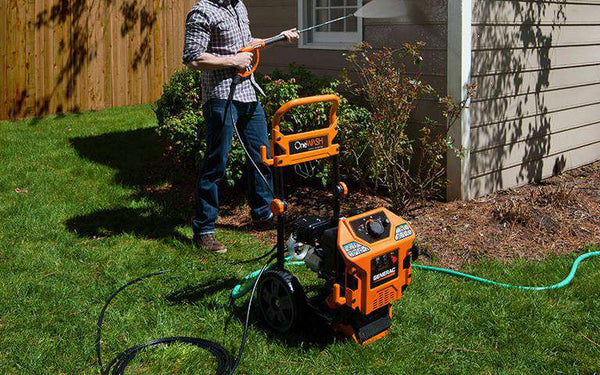Generac Onewash 6602 3100 PSI 2.8 GPM Pressure Washer New