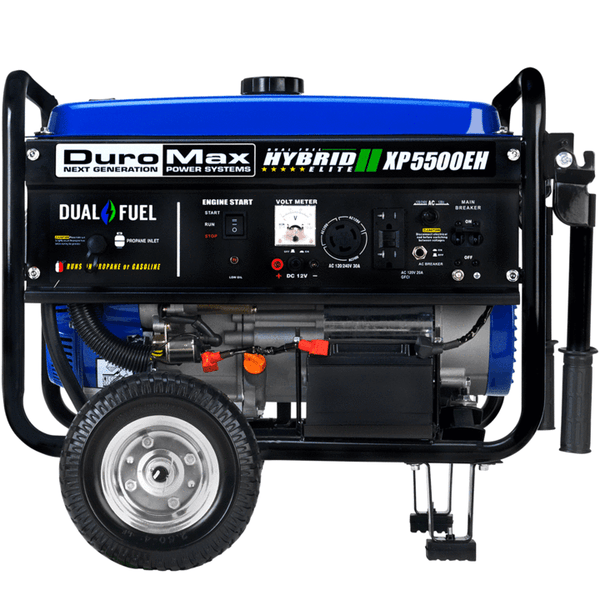 DuroMax XP5500EH 4500W/5500W Dual Fuel Electric Start Generator New
