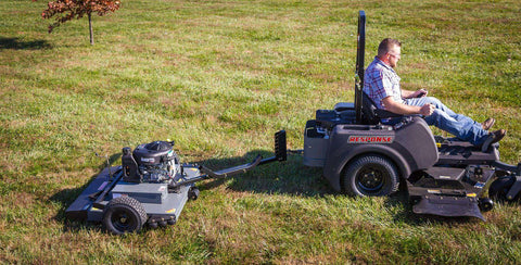 "Swisher FC10544BS 44"" Fast Finish 10.5 HP Finish Cut Trail Mower Manufacturer RFB"