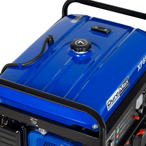 DuroMax XP8500E 7500W/8500W Gas 16 HP Electric Start Generator New
