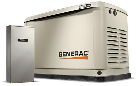 Generac 7037 Guardian 16kW LP/NG Standby Generator with Smart Transfer Switch New