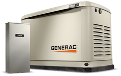 Generac 7037 Guardian 16kW Standby Generator with Smart Transfer Switch New