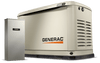 Generac 7178 Guardian 16kW LP/NG Standby Generator WiFi w/ 200 Amp Smart Transfer Switch New