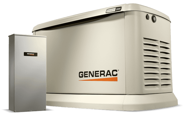 Generac 7040 Synergy Variable Speed 20kW Standby Generator w/ Transfer Switch New