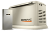 Generac 7032 Guardian 11kW/10kW Standby Generator with Smart Transfer Switch New