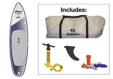 "Swimline Solstice 35124 Palau 12' 6"" Inflatable Stand Up Paddleboard New"
