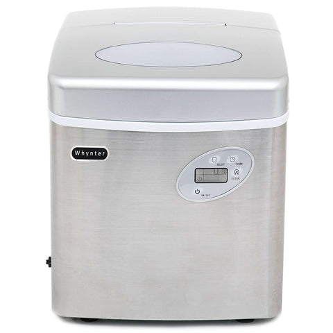 Whynter IMC-490SS Portable Ice Maker 49 lb Manufacturer RFB