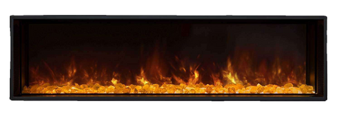 Modern Flames 40 Inch Landscape Full View 2 Series Electric Fireplace New