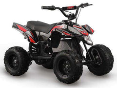 SSR Motorsports ABT-E350 350 Watt Electric Quad All-Terrain Vehicle ATV Red New