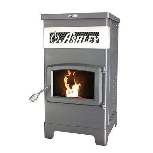 "Ashley Hearth AP5770 2,200 sq. ft. Pellet Stove 21"" New"