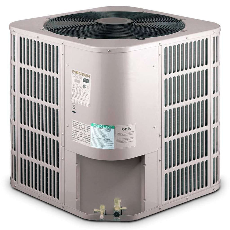 Pioneer DYC024GMFI18RT 24000 BTU Central Split DC Inverter Duct Type Air Conditioner Heat Pump 17.5 SEER New