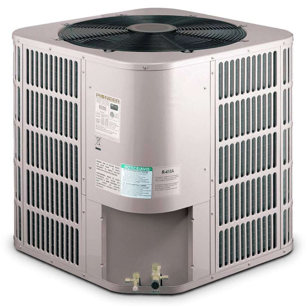 Pioneer DYC048GMFI18RT 48000 BTU Central Split DC Inverter Duct Type Air Conditioner Heat Pump, 17.5 SEER New