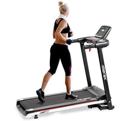 Merax A7 Folding Electric Treadmill Motorized Power Running Machine Fitness New