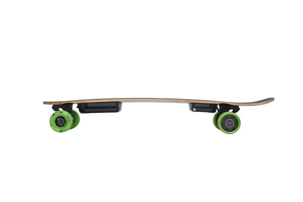 Ride1UP Street Surfer 30Ah LIION Dual Hub Motors Samsung Bamboo Classic Kicktail Electric