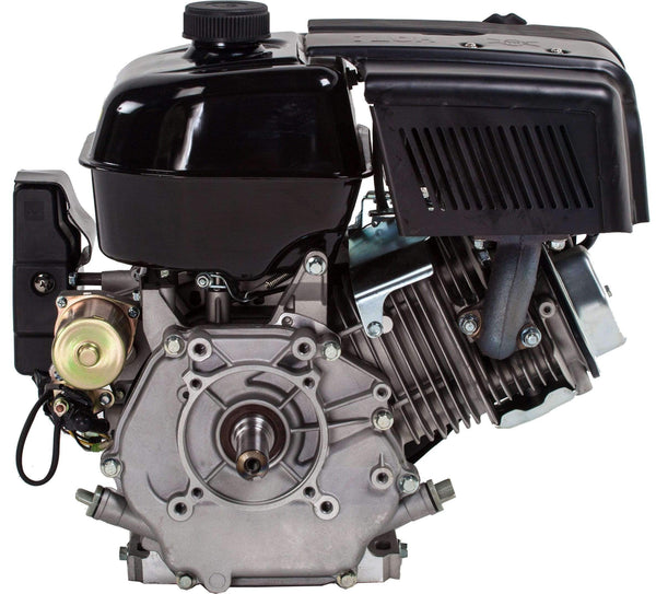 Lifan LF190F-BDQC 15 HP 420cc 4-Stroke OHV Gas Engine with Electric Start, 18 Amp Open Box (Never Used)