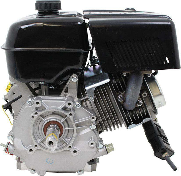 Lifan LF190F-BDQC 15 HP 420cc 4-Stroke OHV Gas Engine with Electric Start, 18 Amp New