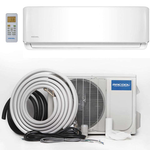 MRCOOL Advantage 9000 BTU Mini-Split Air Conditioner & Heater 15 SEER