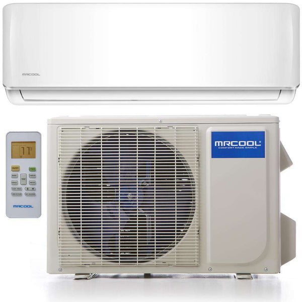 MRCOOL Oasis ES 24000 BTU Mini-Split Air Conditioner & Heater WiFi 19 SEER