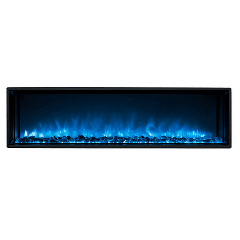 Modern Flames 60 Inch Landscape Full View Series Electric Fireplace New