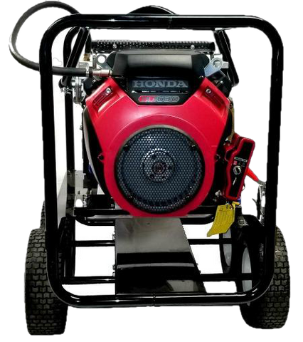 Smart Generators SG13001 The Motorhead 13000W/23000W Natural Gas NG/LP Propane Portable Generator With Honda Engine New
