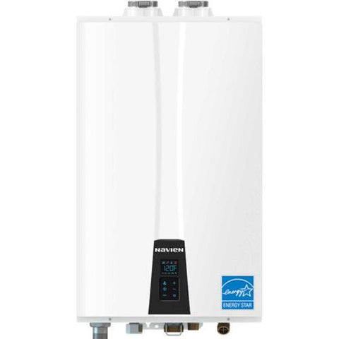 Navien NPE-240A 11.2 GPM Indoor or Outdoor Propane or Natural Gas Direct Vent Tankless Water Heater