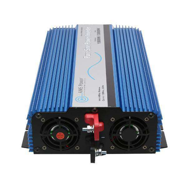 Aims Power PWRI150048S 1500 Watt Pure Sine Inverter New