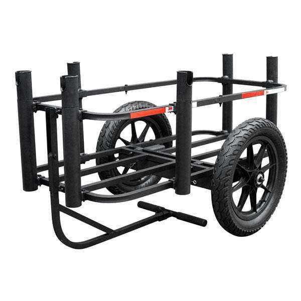 Rambo Aluminum Gear/Fishing Cart New