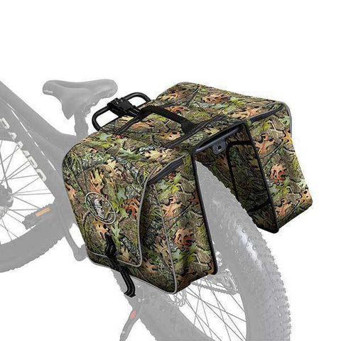 Rambo Saddle Bag Mossy Oak Obsession New