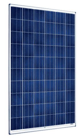 Humless 265W FIXED SOLAR PANEL Hard Blue New