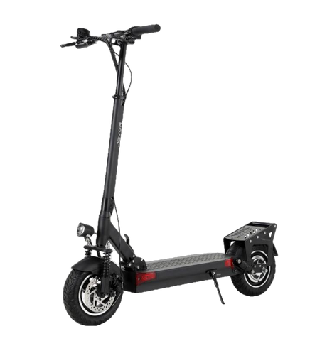"Joyor Y9 Plus Up to 59.5 Mile Range 10"" Tires Electric Scooter Black New"