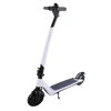 "Joyor A3 Up to 21.7 Mile Range 8"" Tires Electric Scooter White New"