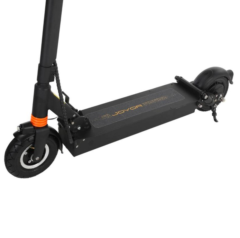 "Joyor F7 Up to 43.5 Mile Range 8"" Tires Electric Scooter Black New"