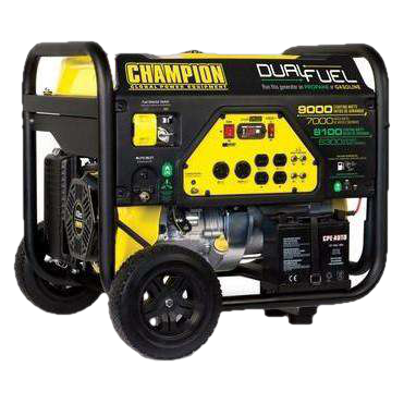 Champion 71530 7000W/9000W Dual Fuel Electric Start Generator Manufacturer RFB