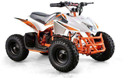 Go-Bowen XW-EA23-W Titan Mini Quad Dirt Bike ATV White New
