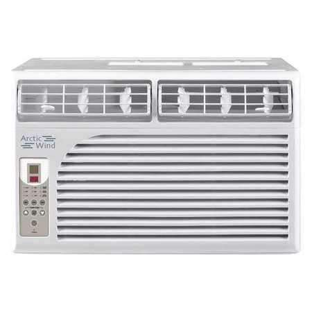 Arctic Wind AW8005E 8,000 BTU 12 EER Window Air Conditioner New