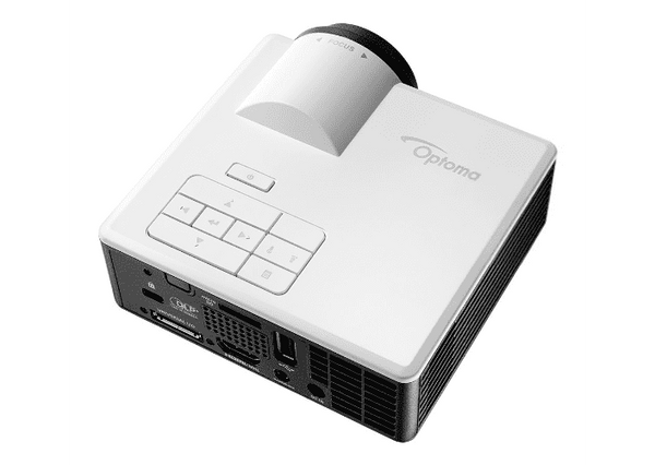 Optoma ML750ST Pocket 3D WXGA 720p DLP Projector Manufacturer RFB