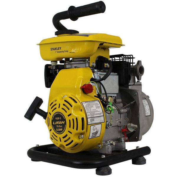 Stanley ST1.5WP-CA 3 HP 1.5 in. Suction Non-Submersible Displacement Water Pump New