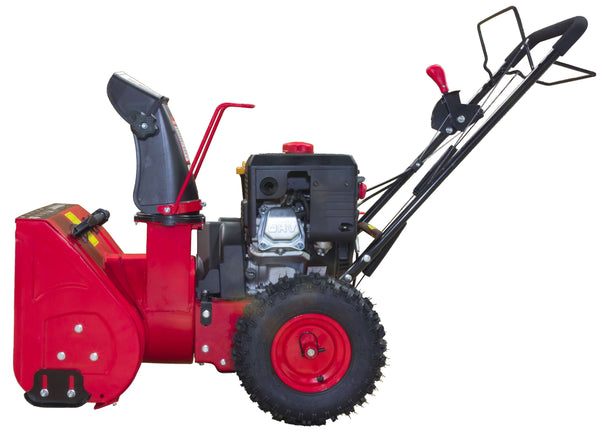 "Powersmart DB 7659H 22"" Two-Stage Snow Blower Manufacturer RFB"